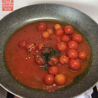 salmone con pomodorini 4