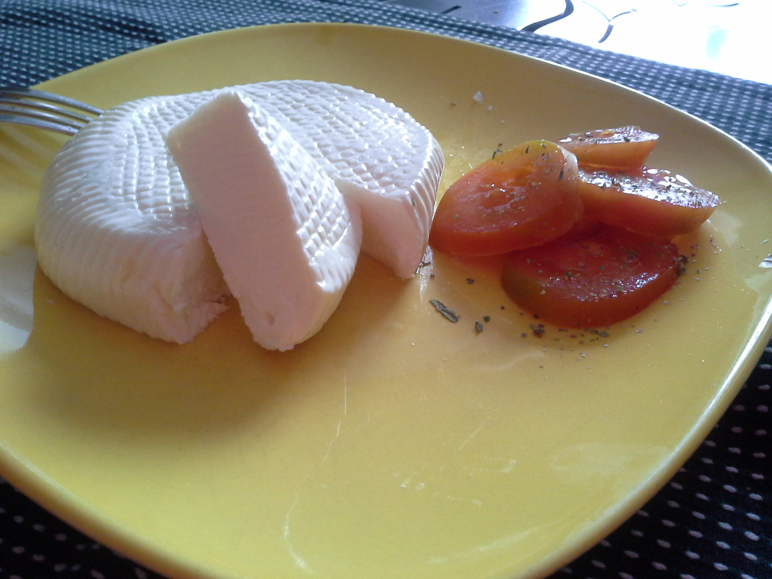 Crescenza fai da me formaggio fatto in casa - Sonicatore cucina a cosa serve ...