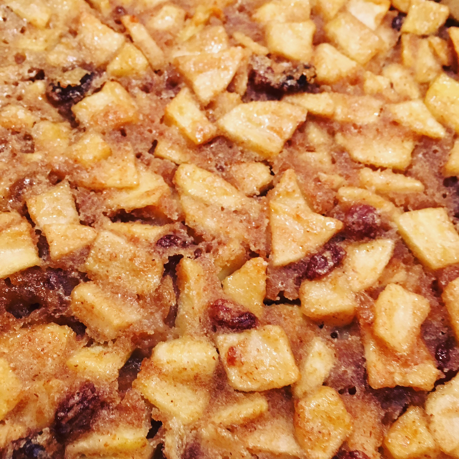 Torta di mele integrale vegana