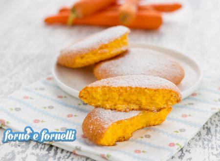 Tortine alle carote, ricetta semplice e sana