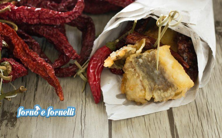 Baccalà coi peperoni secchi cruschi