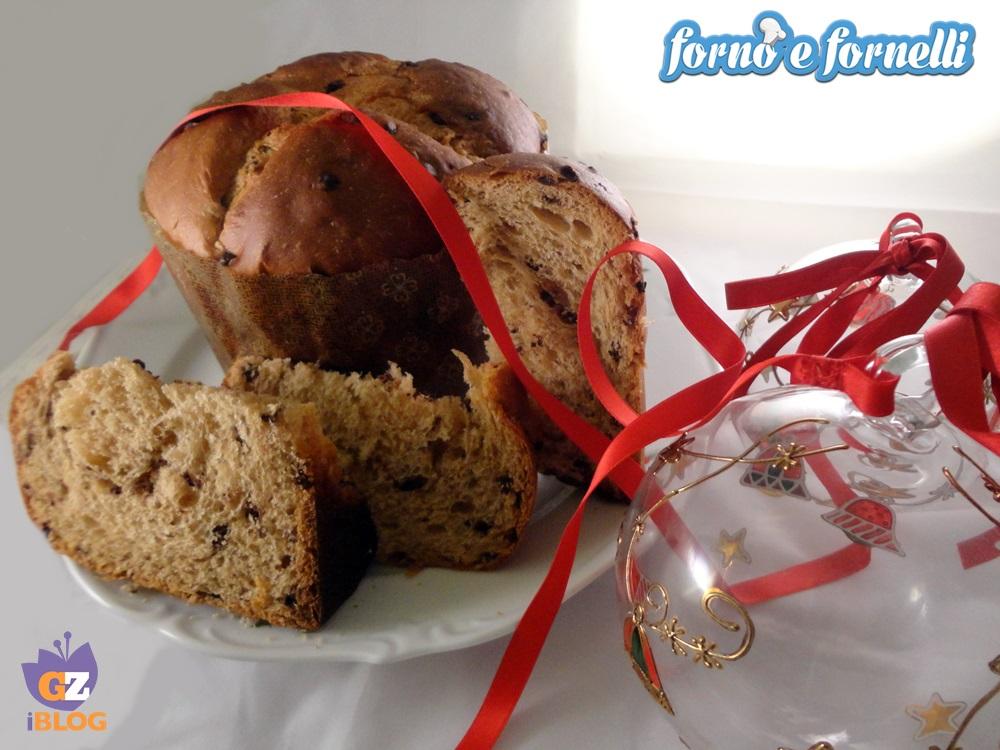 Panettone con gocce di cioccolato, ricetta lievitati (3)