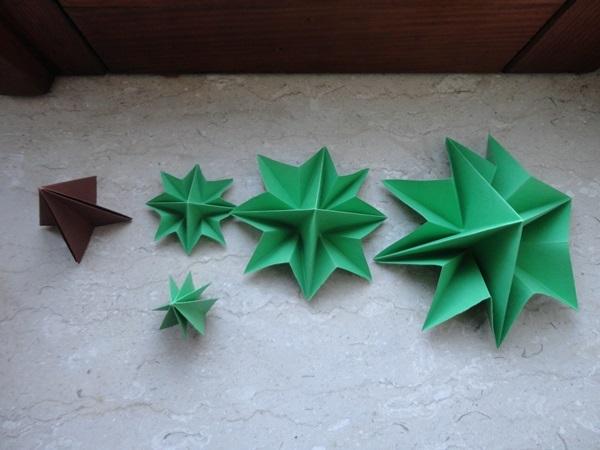 Albero di natale origami (34)