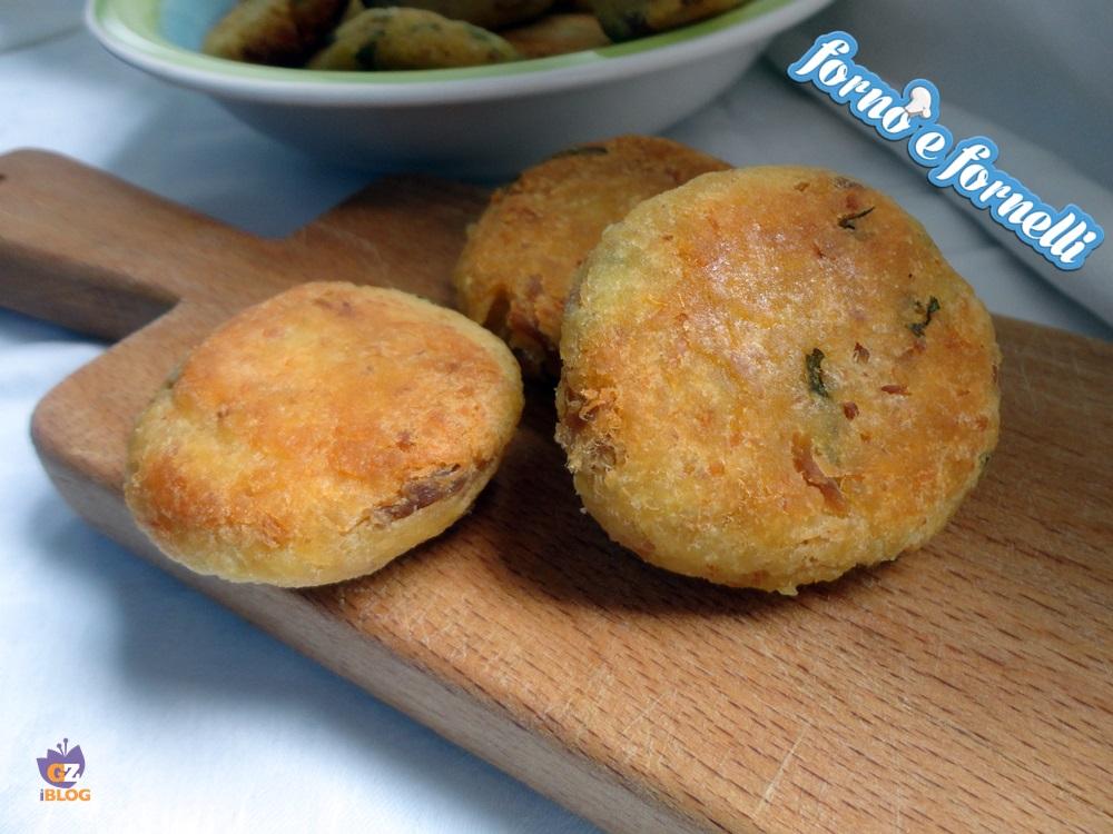 Polpette tonno e patate, ricetta leggera