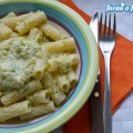 Pasta zucchine philadelphia