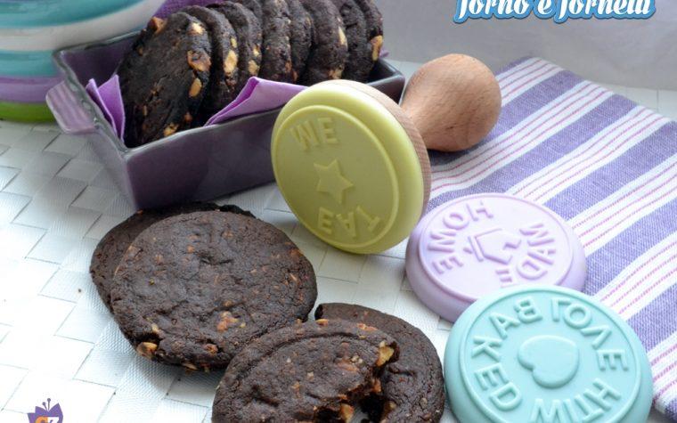 Biscotti cioccolato nocciole