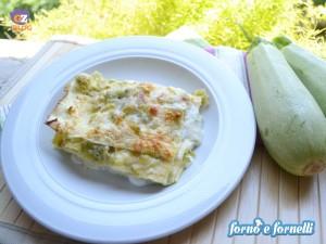 Lasagna alle zucchine