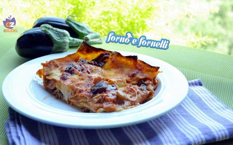Lasagna alle melanzane