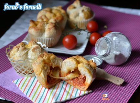 Muffin di focaccia