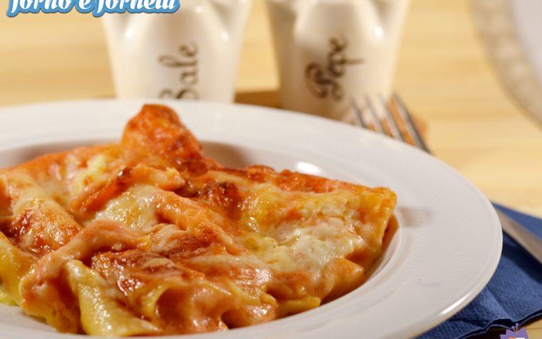 Cannelloni pomodoro mozzarella