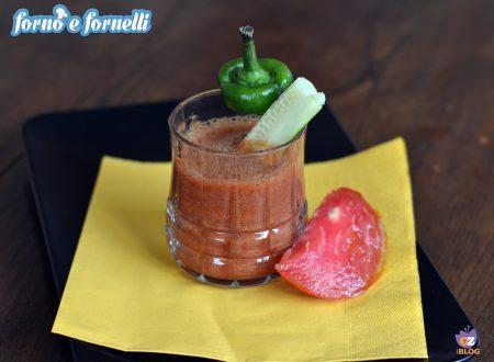 Gazpacho da bere