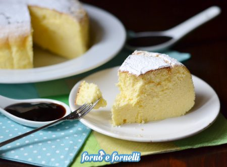 Cotton cake, cheesecake giapponese