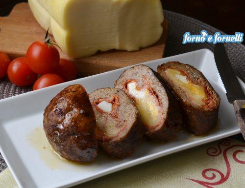 Polpettone di carne, un secondo piatto ricco e gustoso