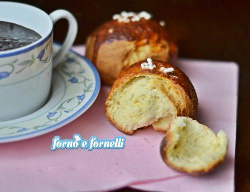 Brioche da colazione