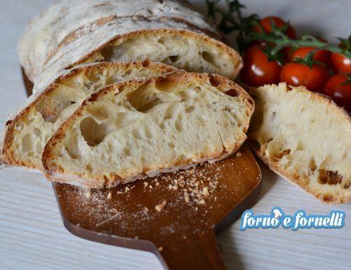 Pane al farro con lievitazione naturale