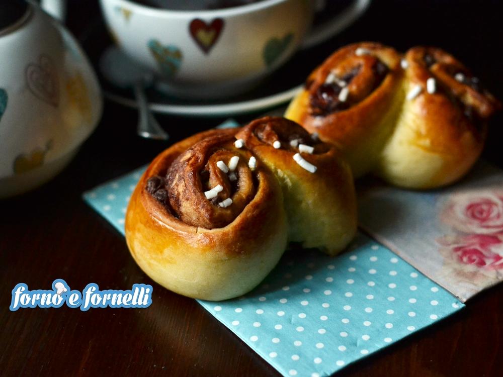 Brioche al cioccolato da colazione (3)