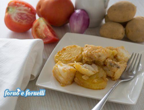 Baccalà con le patate