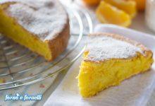 Pan d'arancio, ricetta dolce semplicissima, basta un frullatore