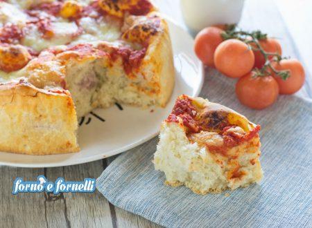 Danubio pizza