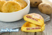 Polpette di patate ripiene