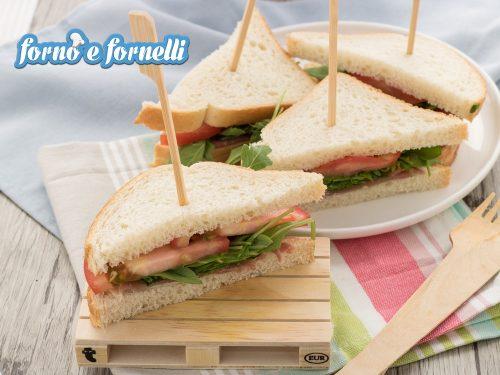 Sandwich come nei telefilm americani