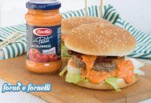 Hamburger con pesto alla calabrese