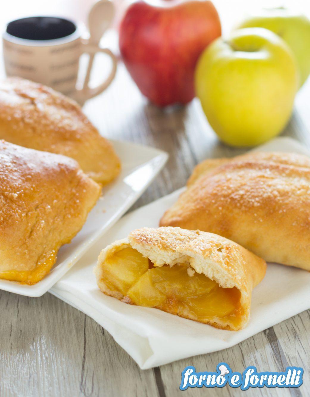 saccottini di farro alle mele