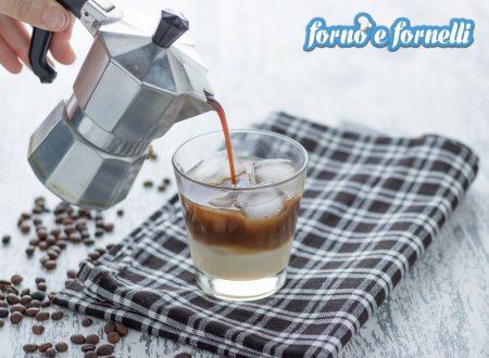 Caffè in ghiaccio o caffè leccese