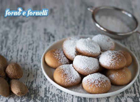 Palle di neve, biscotti facili e friabilissimi