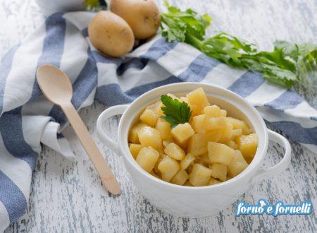 Patate in brodo