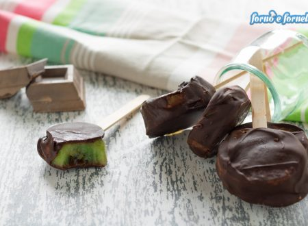 Kiwi ricoperti di cioccolato