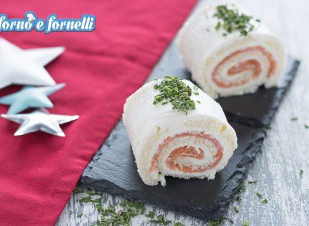 Rotoli al salmone