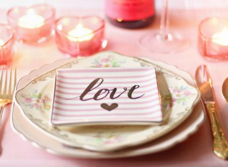 Menù di San Valentino