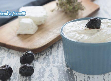 Tirokafteri, ricetta salsa greca