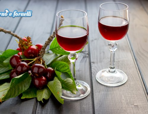 Liquore di ciliegie, cherry