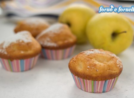 Muffins alle mele, tre ricette golosissime
