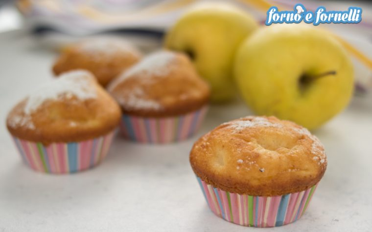 Muffin alle mele, tre ricette golosissime