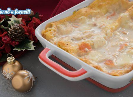 Lasagne al salmone, cremose e semplici da preparare