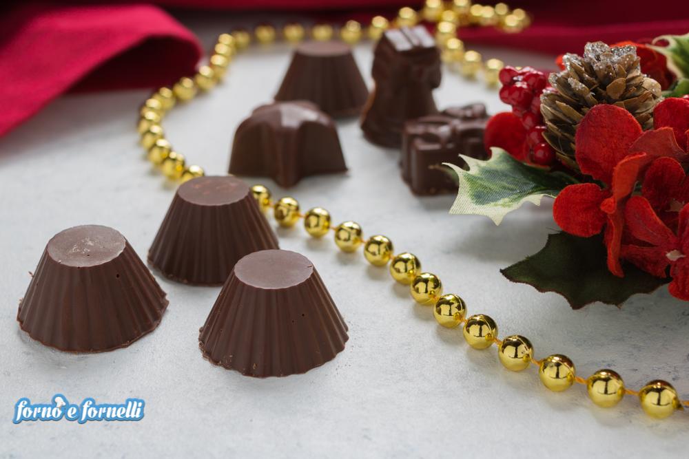 cioccolatini al panettone