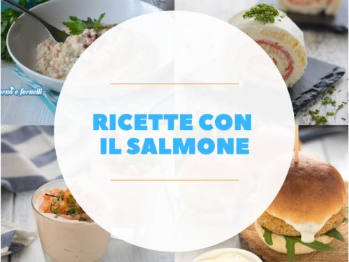 Ricette con il salmone