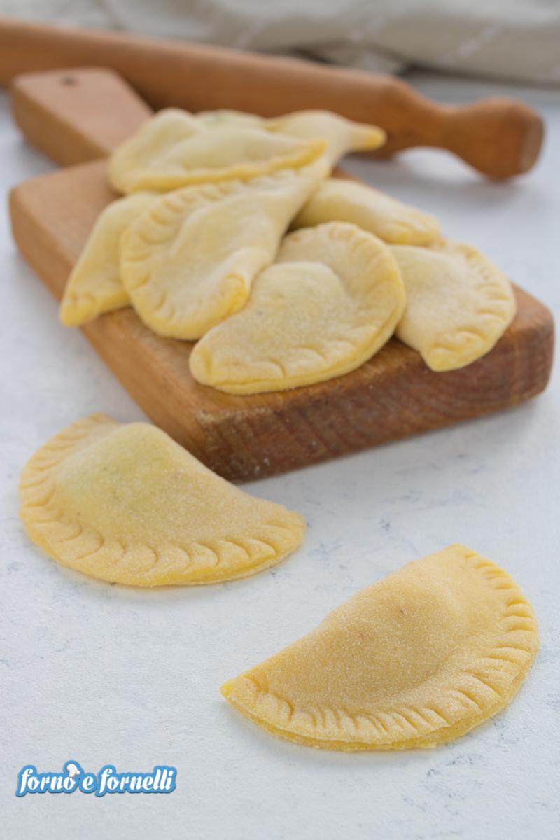 agnolotti di patate