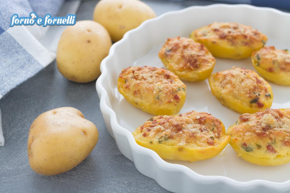 patate ripiene al forno