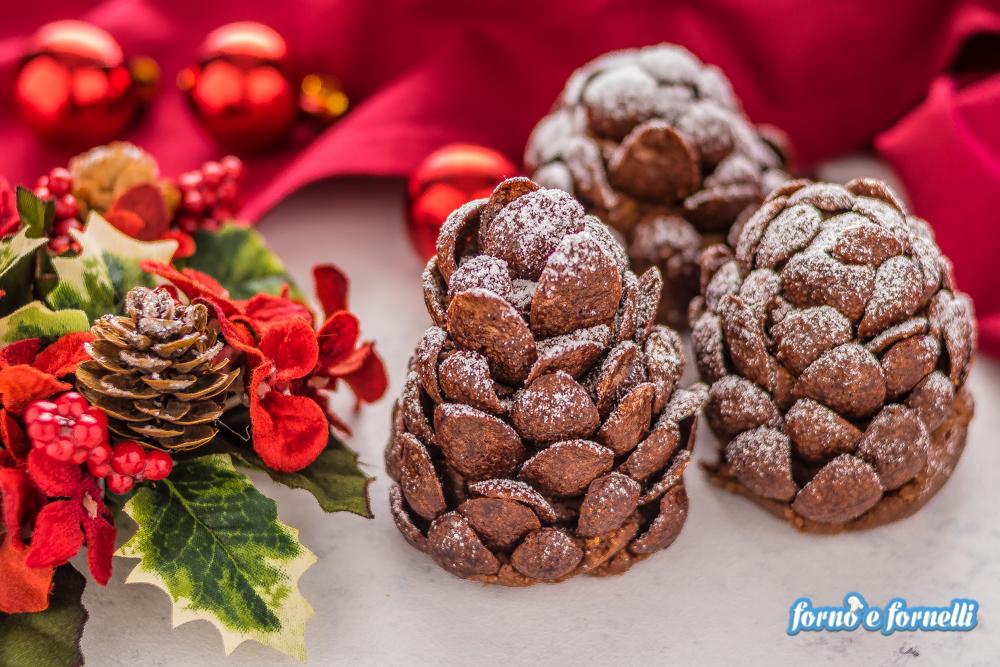 pigne di cioccolato