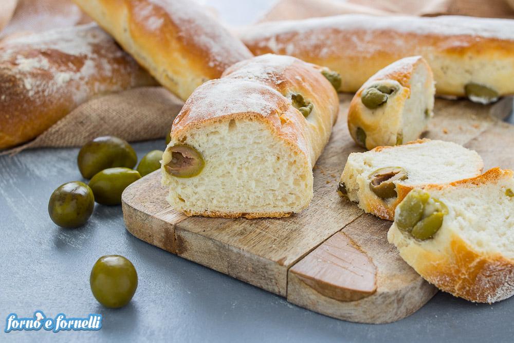 pane alle olive