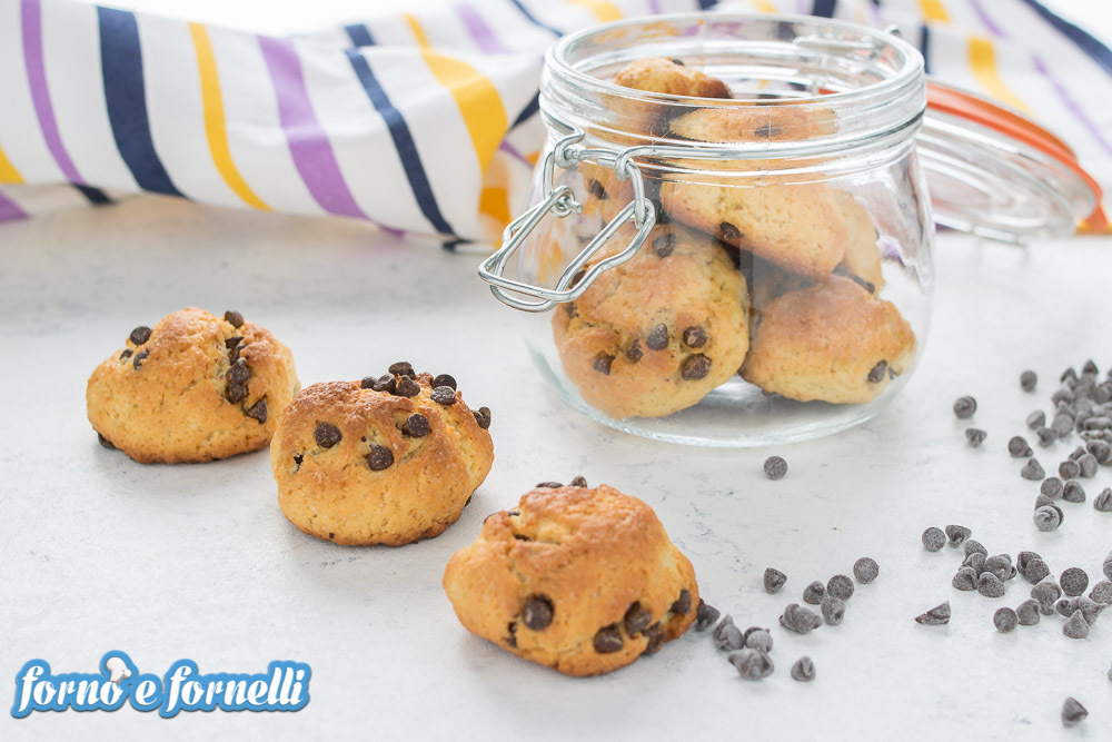 biscotti con yogurt
