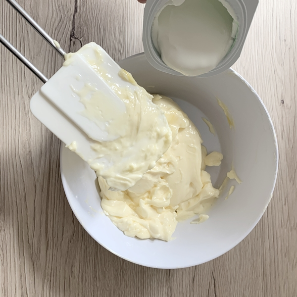 maionese allo yogurt passo passo