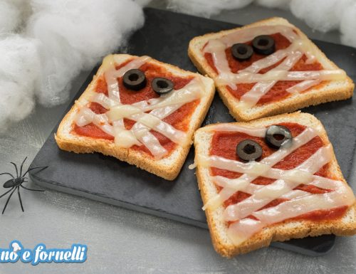 Pizzette mummia