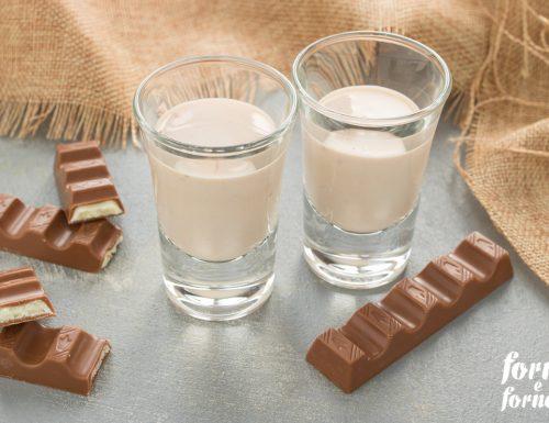 Liquore al cioccolato Kinder