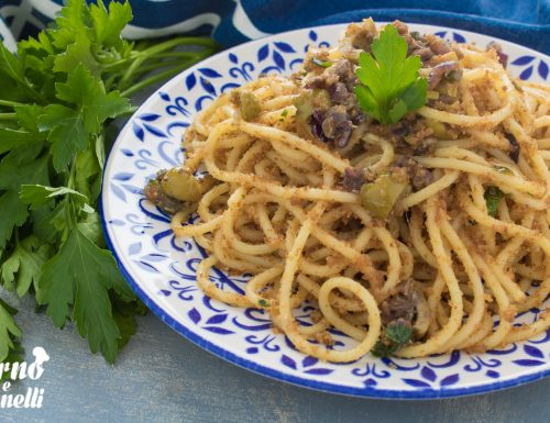 Spaghetti poveri