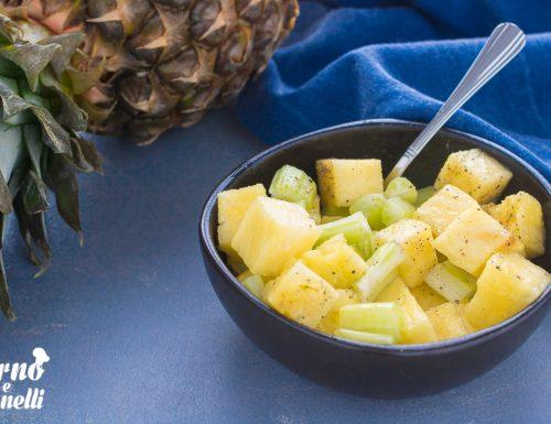 Insalata di ananas